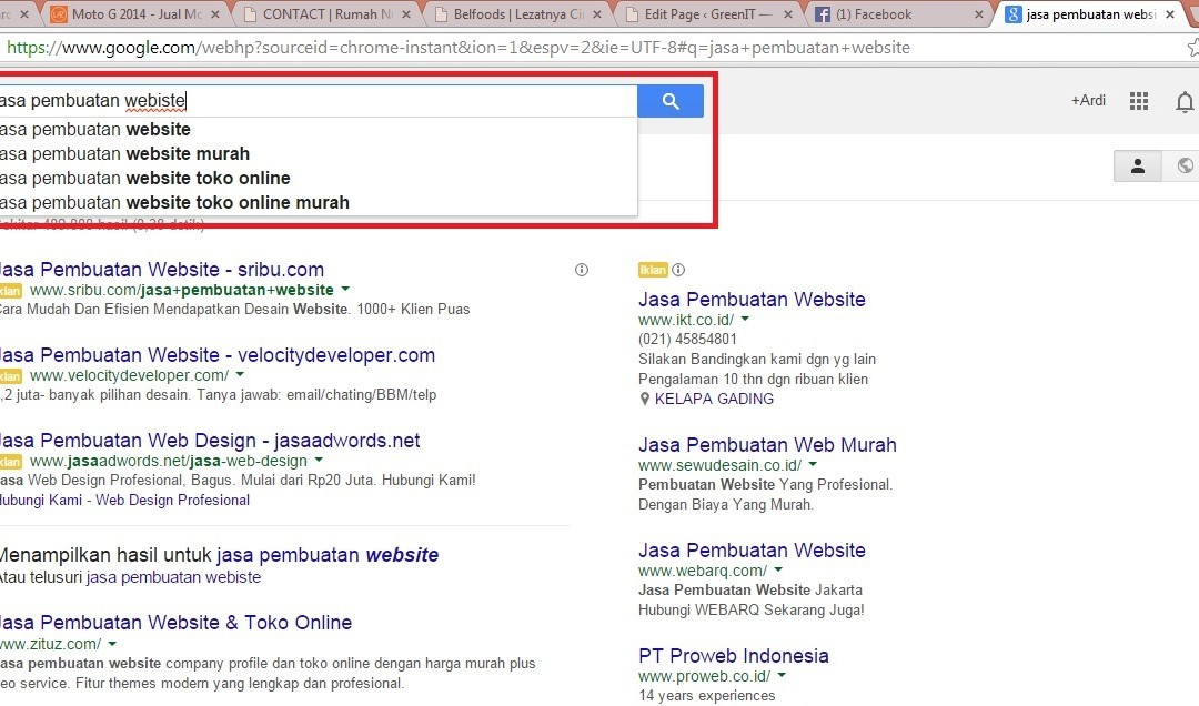 Tips Sederhana SEO
