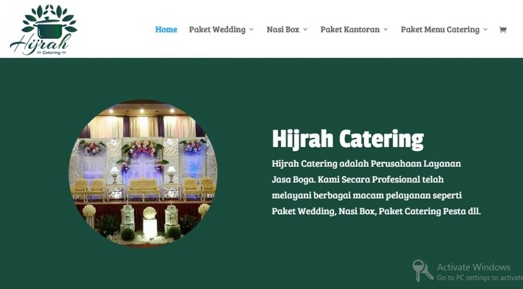 Hijrah Catering