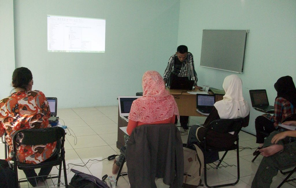Workshop Pembuatan Website angkatan ke 3
